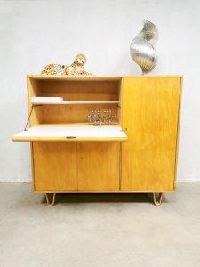 Vintage Dutch design cabinet secretaire kast cabinet Pastoe Cees Braakman CB01