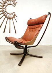 seventies lounge fauteuil design Vatne Mobler