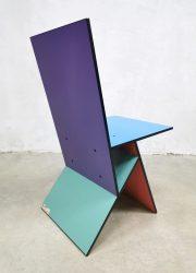 Verner Panton design Ikea chair Vilbert stoel vintage