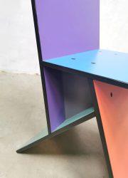 Ikea Vilbert stoel design vintage Verner Panton