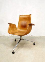 Design Tulip office bureaustoel desk chair sixties vintage Kill International Jørgen Kastholm