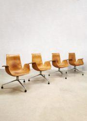 Vintage design Tulip office desk chair bureaustoel Kill international