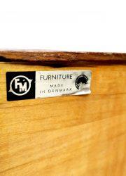 FM Mobler Danish design cabinet kast