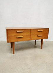 Danish design teak cabinet kast FM Mobler chest of drawers