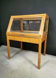 antique display cabinet show case UK