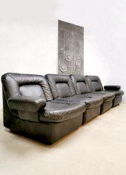 Modulaire elementen bank vintage design modular lounge sofa elements