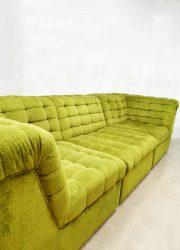Bank sofa lounge modulair elementen modular midcentury design