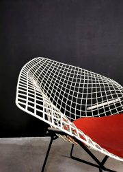 Bertoia diamond chair fauteuil Knoll International