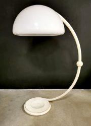 Martinelli Luce space age lamp booglamp Serpente