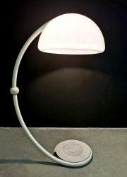 Martinelli Luce floor lamp booglamp Italian design