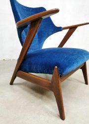 dutch design vintage arm chair easy chair