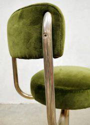 vintage swedish design stools barkrukken Borje Johanson