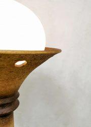 Ceramic vintage floorlamp seventies design keramische vloerlamp Doria Leuchten