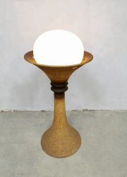 Vintage design ceramic floorlamp keramieke vloerlamp Doria Leuchten