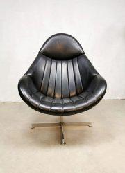 Rohe Noordwolde swivel chair lounge draaifauteuil Rudolf Wolf