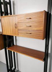 Vintage design modular cabinet wall unit modulaire wandkast Simpla-lux