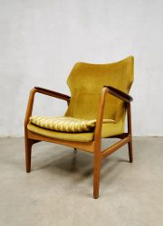 Dutch vintage design armchair Bovenkamp Aksel Bender Madsen