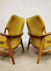Aksel Bender Madsen fauteuils Bovenkamp chairs