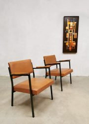 Industrial design dining chairs eetkamerstoelen Dutch minimalism