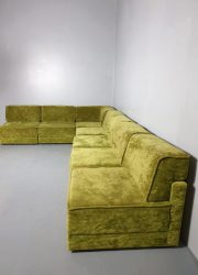 Elementen lounge bank elements modular sofa vintage
