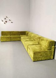Vintage design modular sofa elementen bank 'Boho spirits'