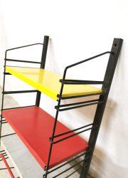 Drentea design book case wall unit magazine rack lectuurbak boekenrekje industrieel