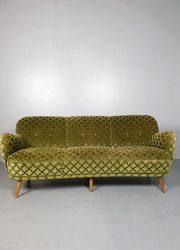 vintage midcentury lounge bank jaren 50 60 fifties sixties vintage design cocktail sofa expo