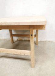 Hans Wegner oak table salontafel 1960 Tuck Andreas