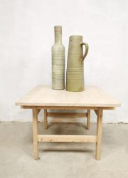 Vintage coffee table side tablesalontafel Hans Wegner Andreas Tuck