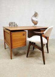 midcentury Danish design bureau teak Gv Mobler