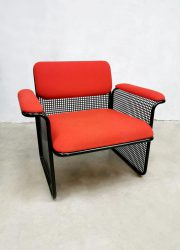 Talin Vicenza Italian seventies design lounge set armchair vintage fauteuil coffeetable jaren 70