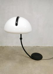 vintage space age floor lamp booglamp Luce Elio Martinelli