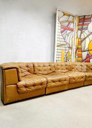 modular patchwork sofa De Sede DS11