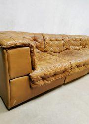 DS11 patchwork sofa bank modular sofa