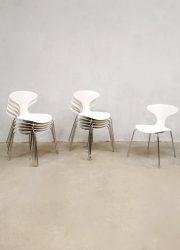 Bernhardt USA stacking chairs stoelen eetkamerstoelen