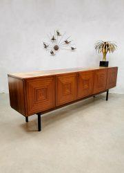 vintage design Czech design sideboard dressoir Bohemia