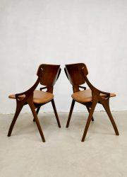 Danish design dining chairs Hovmand Olsen Mogens