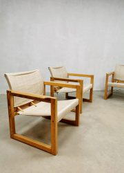 Mobring safari chairs lounge set IKEA seventies 1970