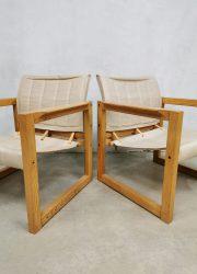 midcentury safari chairs Karin Mobring IKEA lounge set