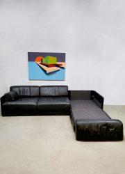 midcentury design sofa leather DS76 De Sede