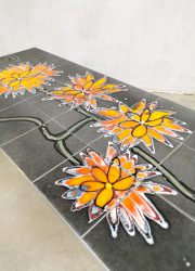 tile coffee table france design mosaic salontafel