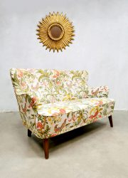 Dutch design lounge set fauteuils sofa Theo Ruth