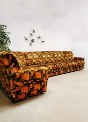 sixties design modular sofa bank
