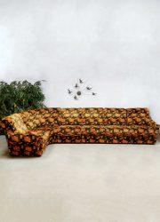 modulaire sofa sixties design bank
