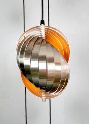 Henri Mathieu pendant lamp midcentury design hanglamp