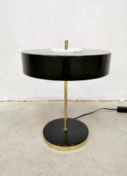 Vintage design desk table lamp bureaulamp lamp Kamenický Šenov
