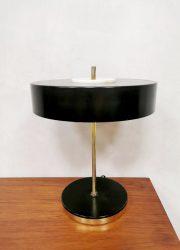 Kamenický Šenov Czech design vintage bureaulamp desk lamp midcentury