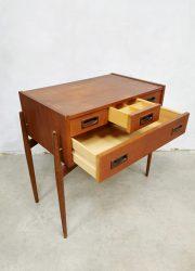 Scandinavian Danish vintage design cabinet chest of drawers sidetable kastje Deens