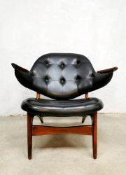midcentury modern easy chairs lounge fauteuil Arne Hovand Olsen