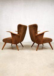 Dutch design armchairs lounge fauteuils